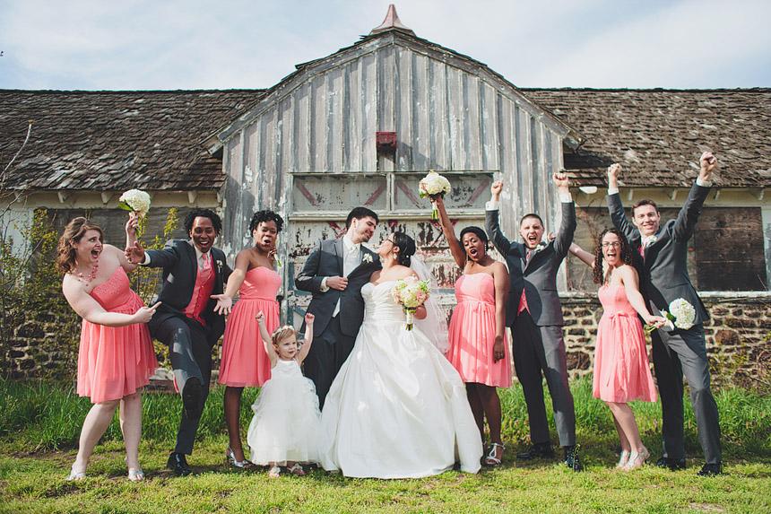 Sophia & Joel Vineland New jersey Wedding Photography 51