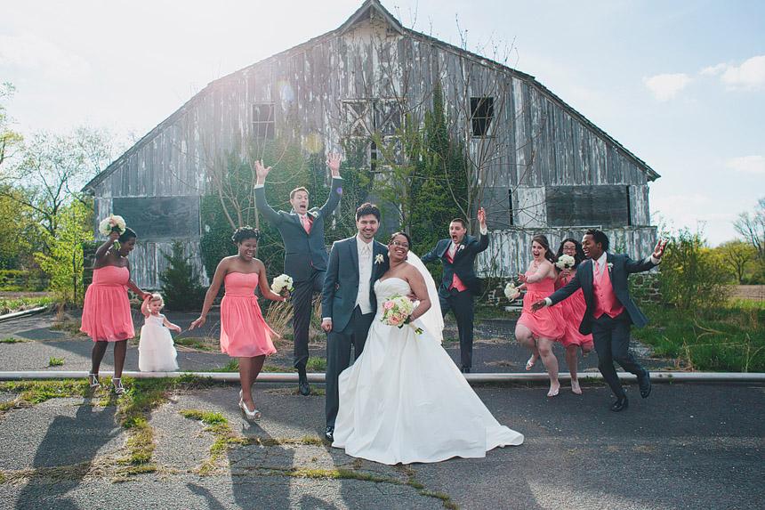 Sophia & Joel Vineland New jersey Wedding Photography 53
