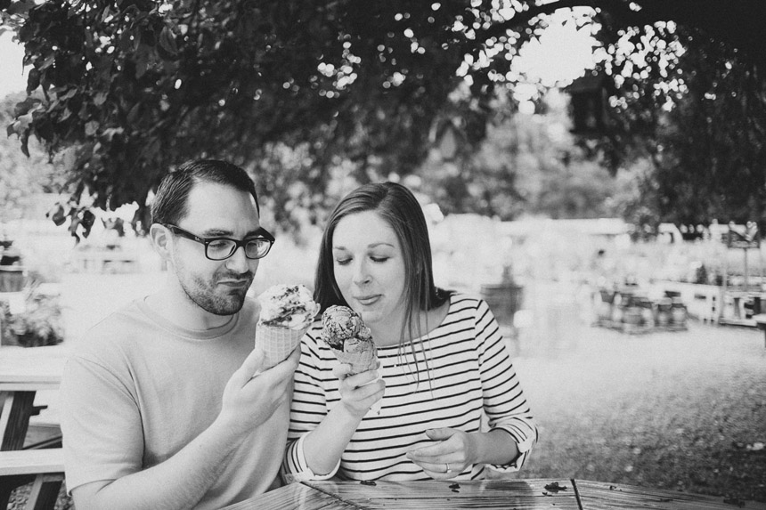 tiffany and brian engagement photos hillside farms 14