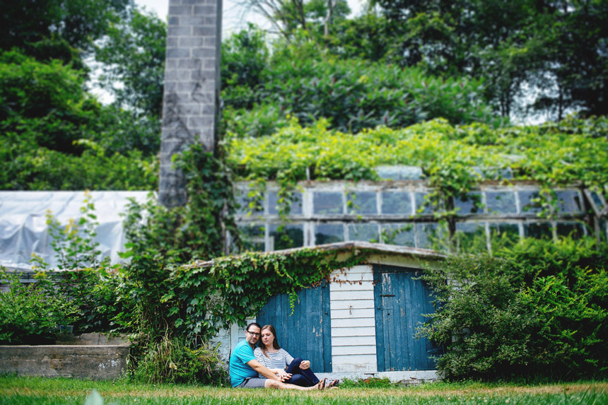 tiffany and brian engagement photos hillside farms 26