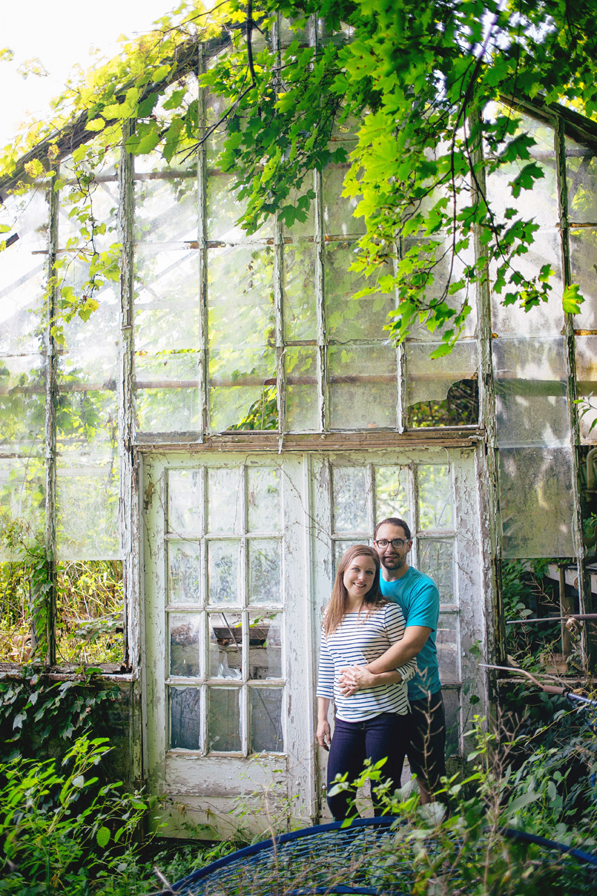 tiffany and brian engagement photos hillside farms 27