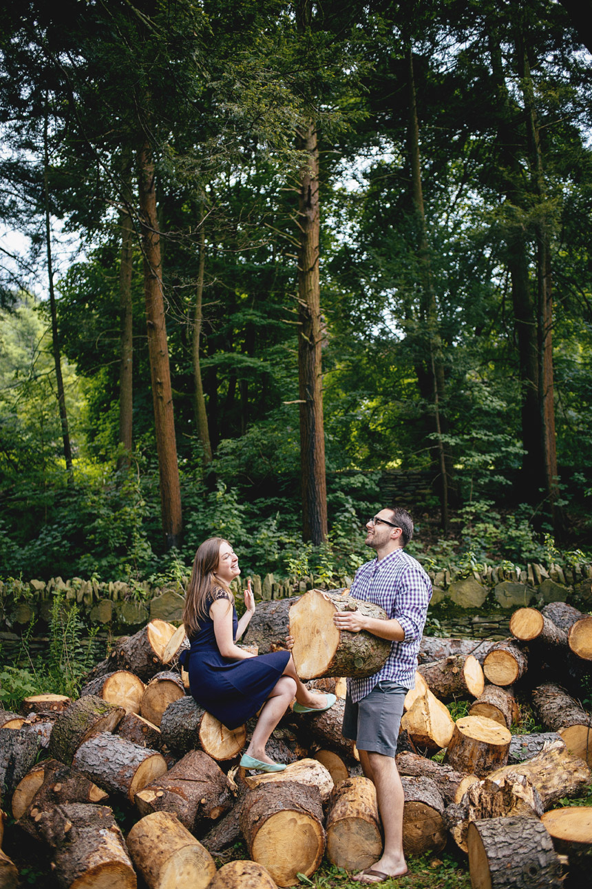 tiffany and brian engagement photos hillside farms 35