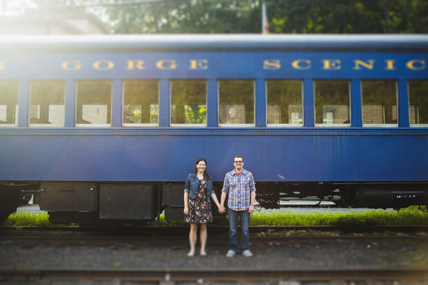 kelly & greg jim thorpe engagement photos 01