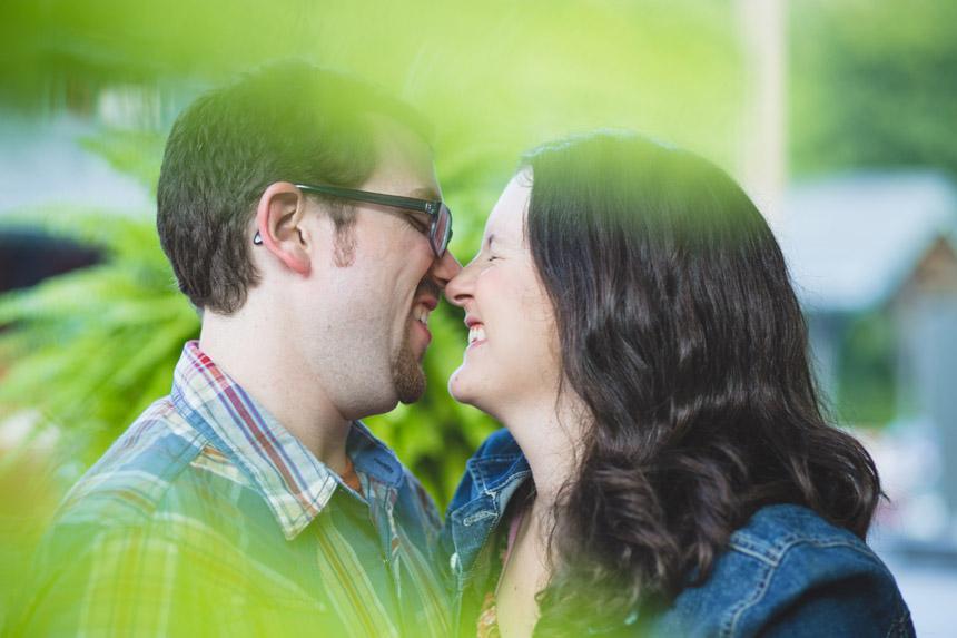kelly & greg jim thorpe engagement photos 11