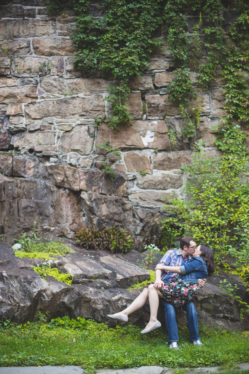 kelly & greg jim thorpe engagement photos 13