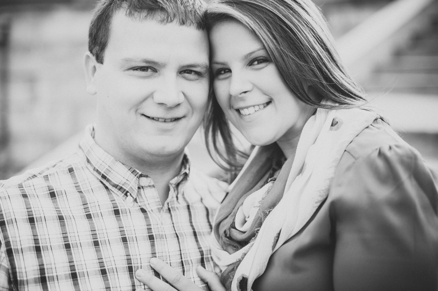 Christine & Damian Kirby Park Engagement Photos 14