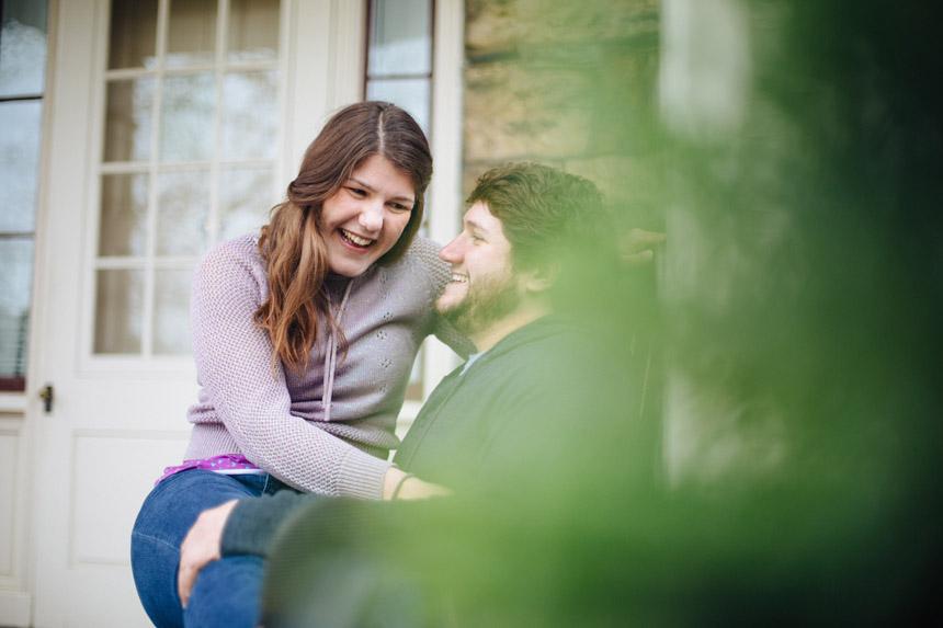 Garet & Melinda Harrisburg Engagement Photos 04