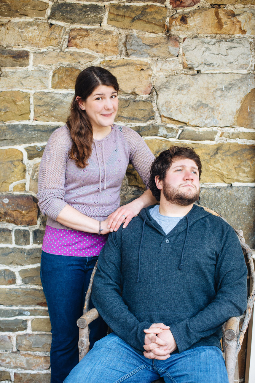 Garet & Melinda Harrisburg Engagement Photos 09