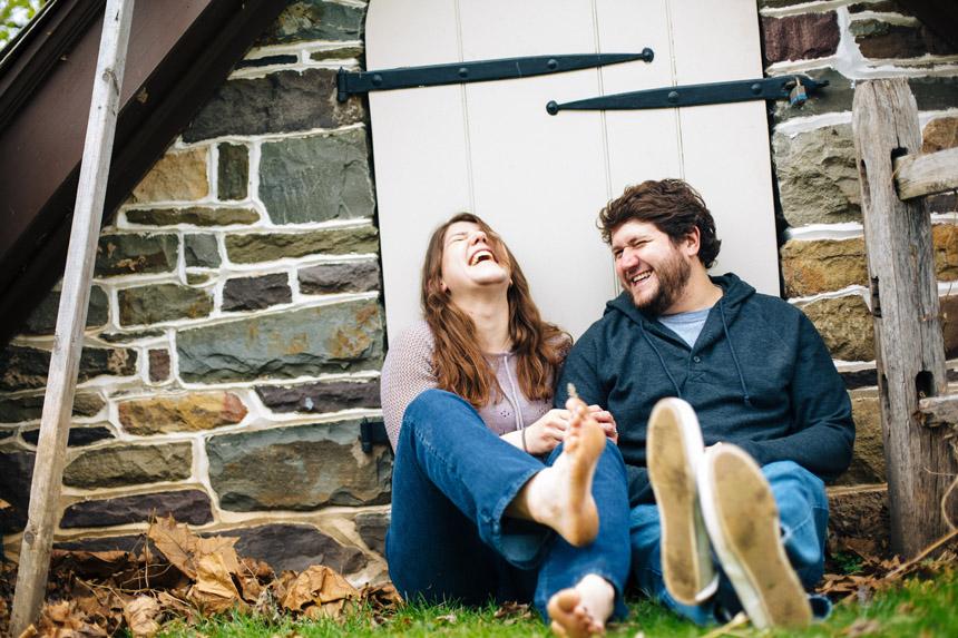 Garet & Melinda Harrisburg Engagement Photos 15