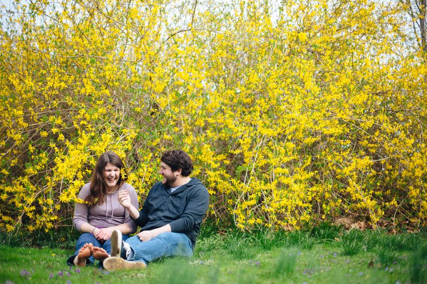 Garet & Melinda Harrisburg Engagement Photos 22