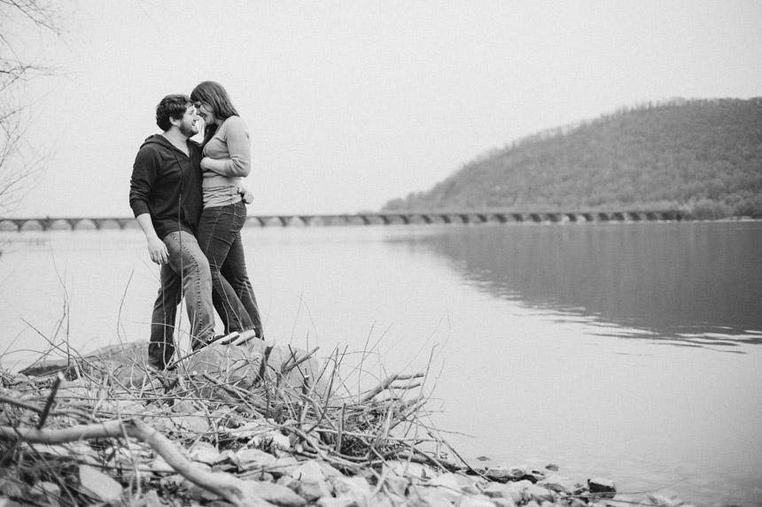 Garet & Melinda Harrisburg Engagement Photos 25