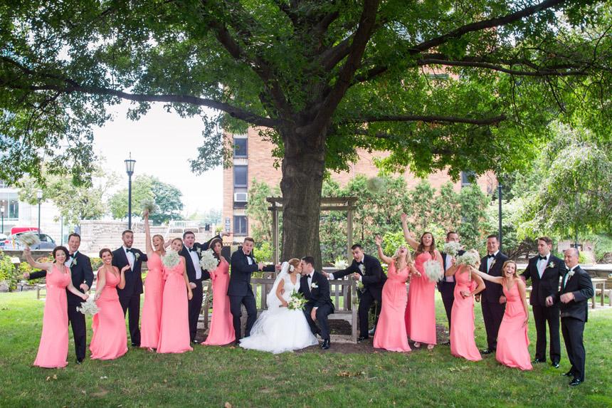 Chelsea & Mike Scranton Wedding Photography 066