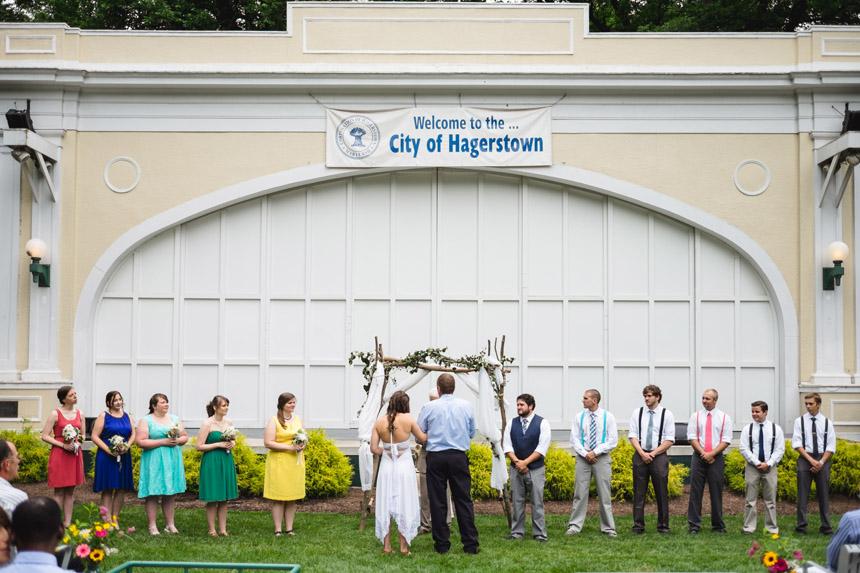 Mel & Garet Hagerstown Park Wedding 030
