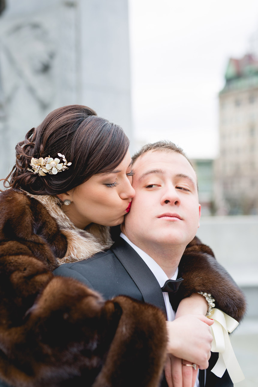Liz & Tony Scranton Wedding Photography 044