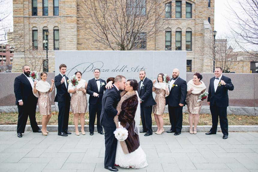 Liz & Tony Scranton Wedding Photography 055