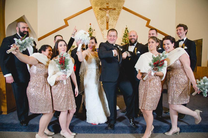 Liz & Tony Scranton Wedding Photography 073