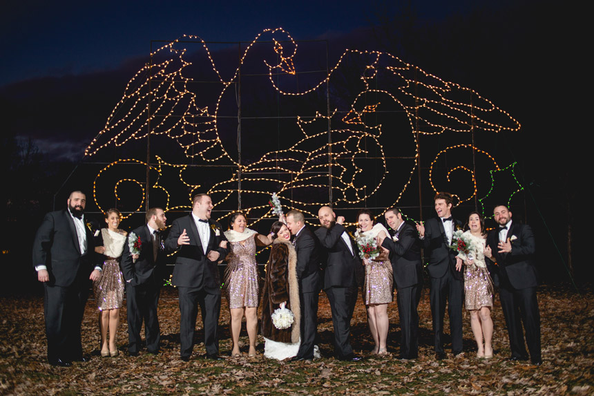 Liz & Tony Scranton Wedding Photography 077