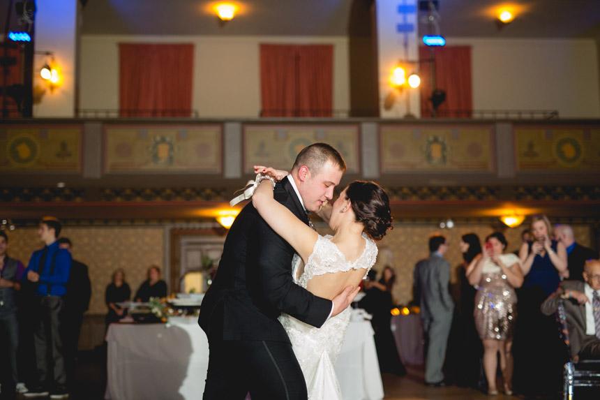 Liz & Tony Scranton Wedding Photography 082