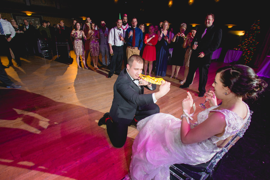 Liz & Tony Scranton Wedding Photography 103