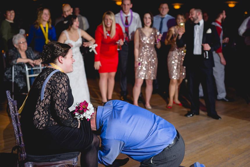 Liz & Tony Scranton Wedding Photography 107