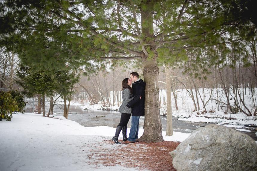 Danielle & Mike Peckville Engagement 04