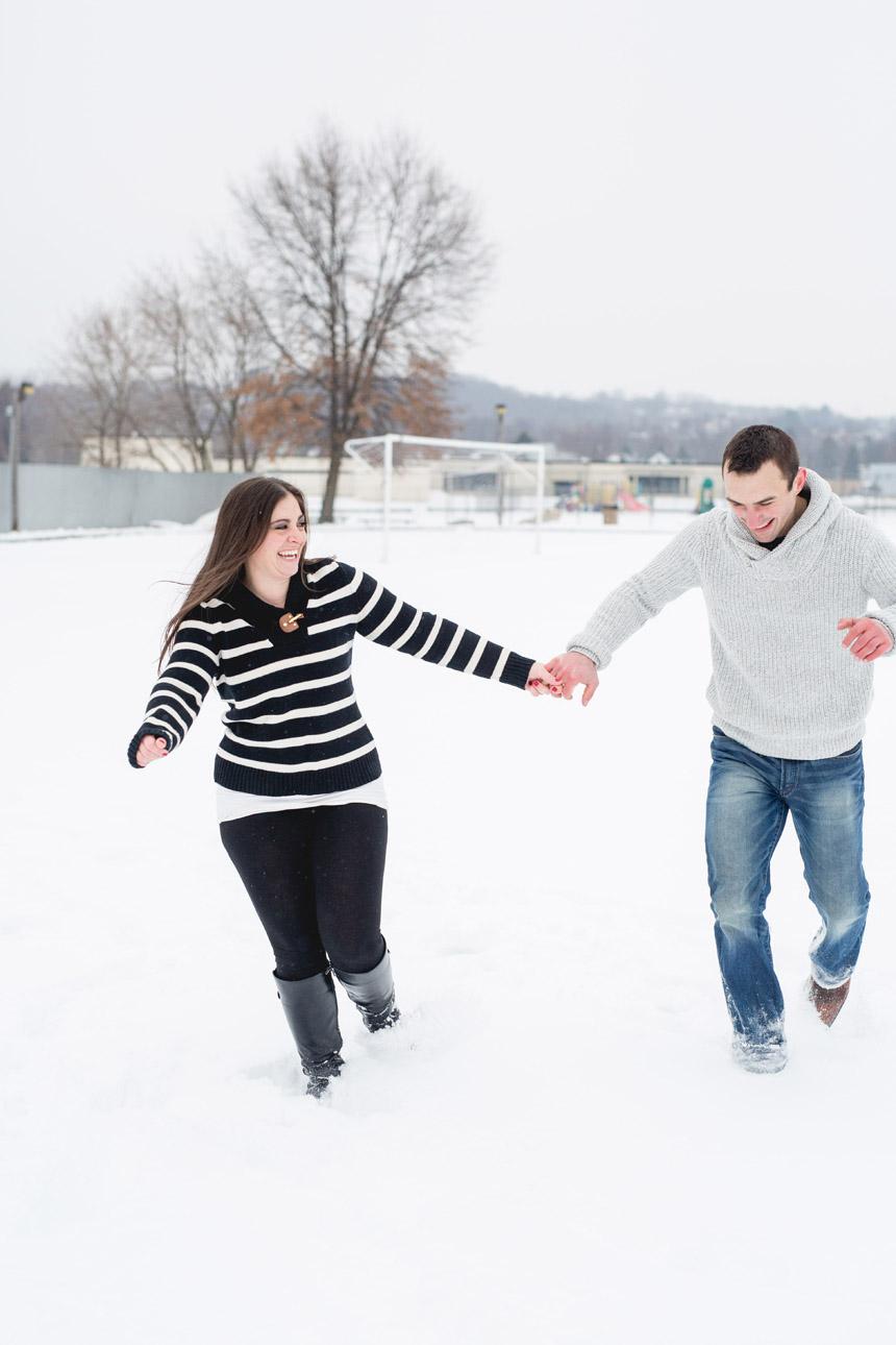 Danielle & Mike Peckville Engagement 12