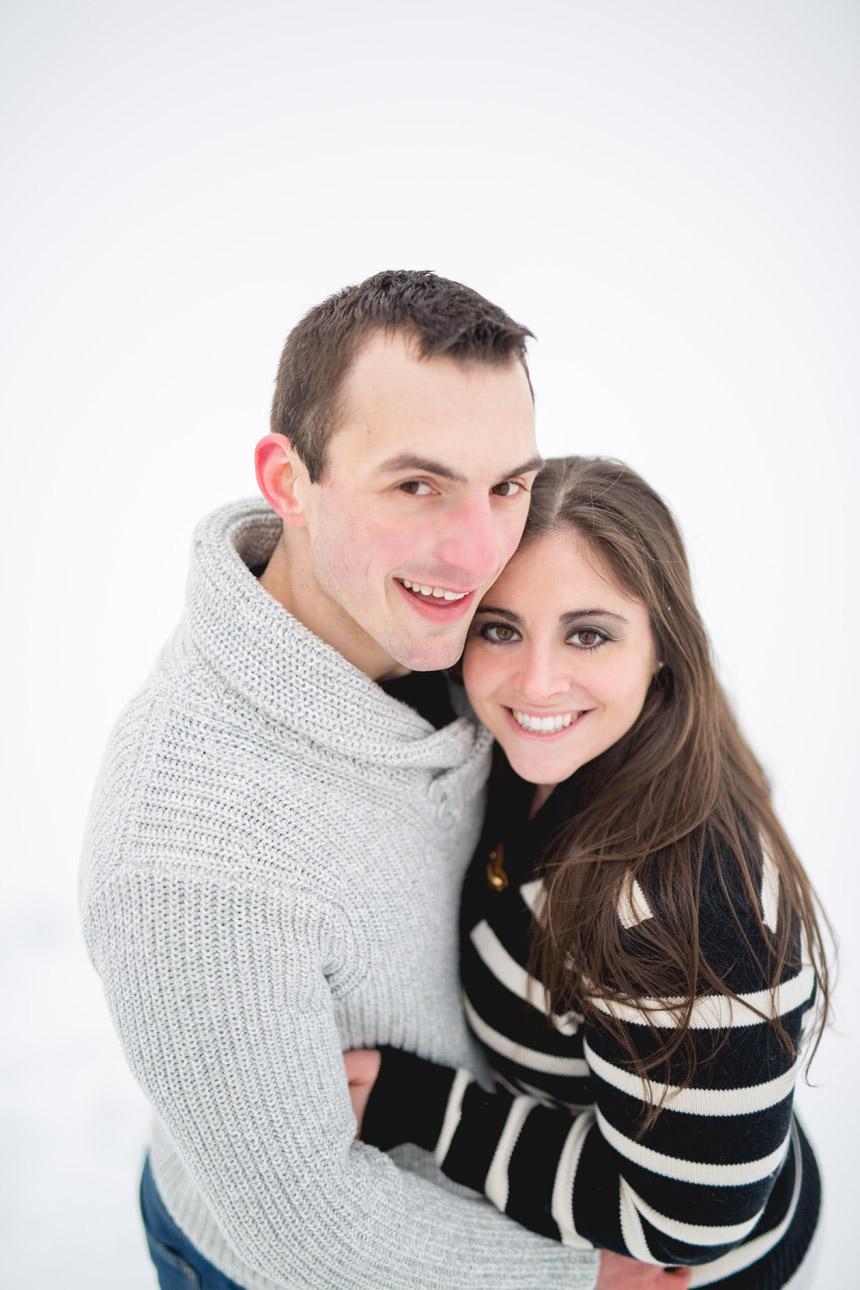 Danielle & Mike Peckville Engagement 13