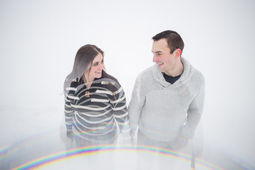 Danielle & Mike Peckville Engagement 16