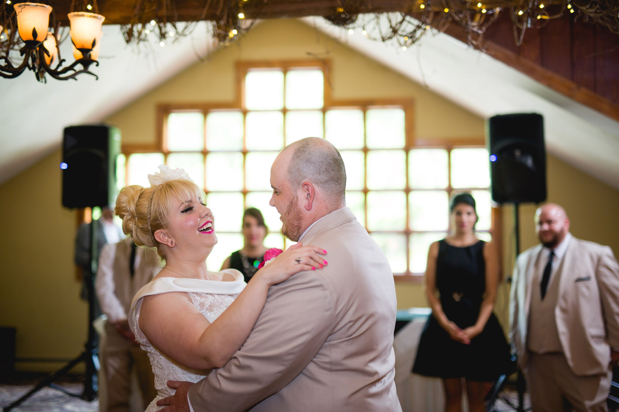 Caitlin & Joe's Stroudsmoor Woodsgate Wedding 78