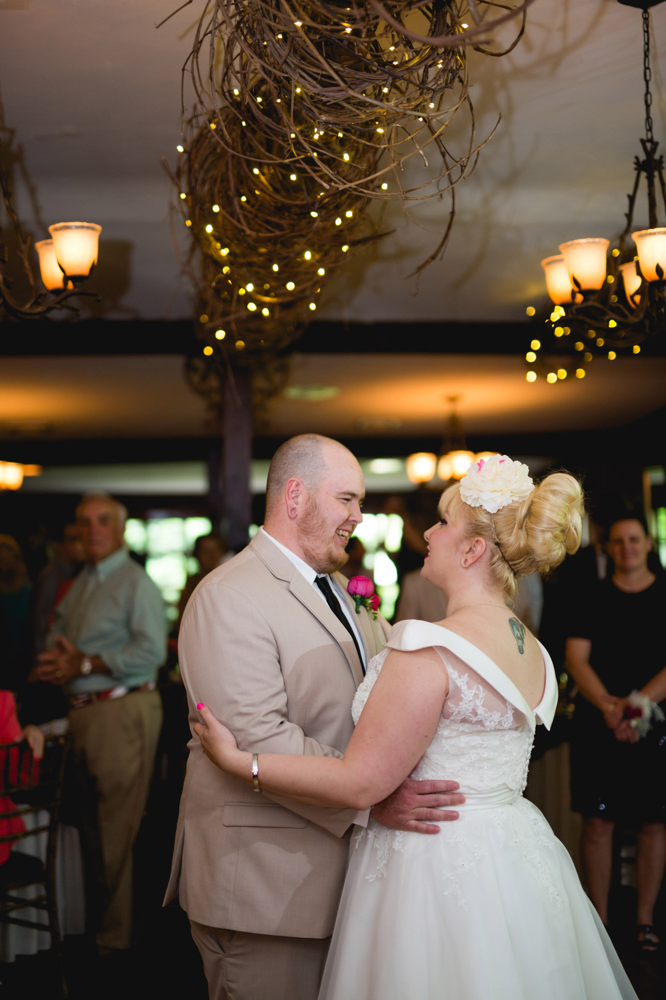 Caitlin & Joe's Stroudsmoor Woodsgate Wedding 79