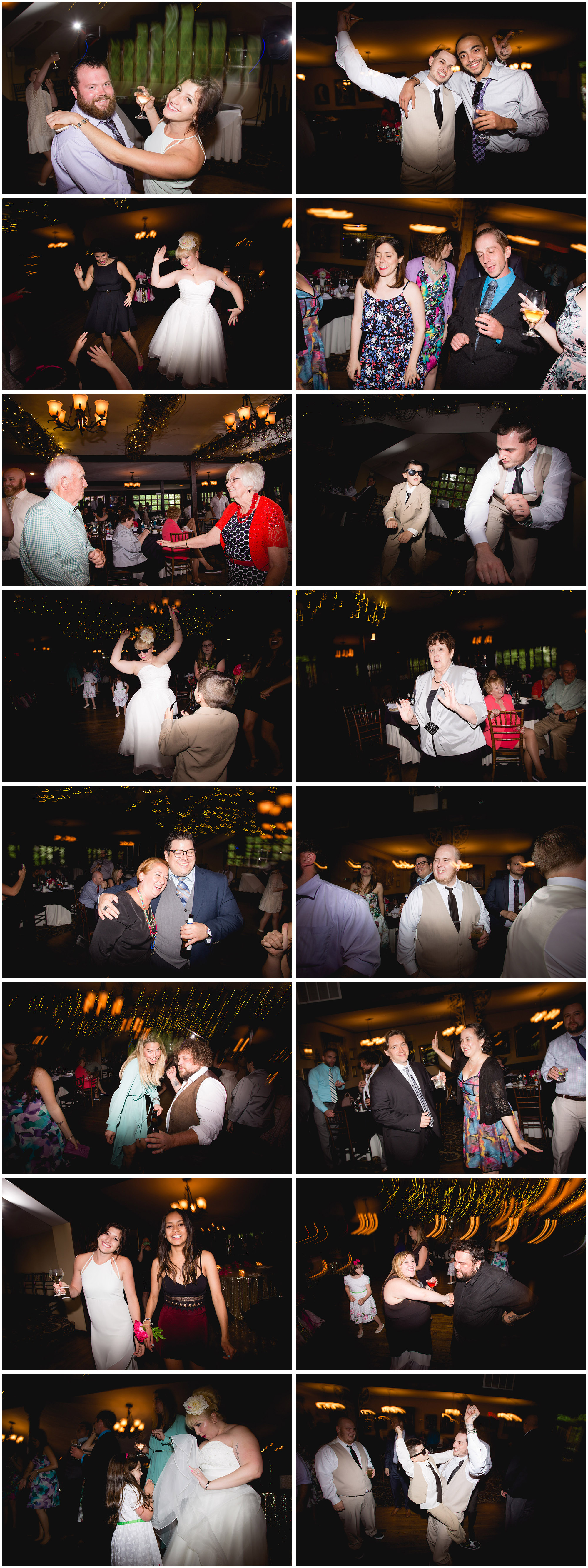 Caitlin & Joe's Stroudsmoor Woodsgate Wedding 98
