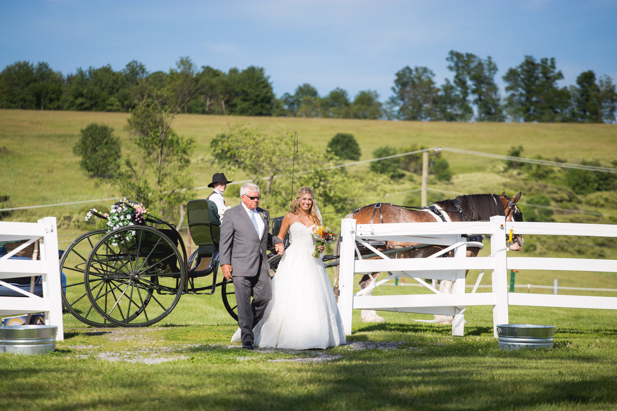 Emily & Craig Friedman Farms Wedding 057
