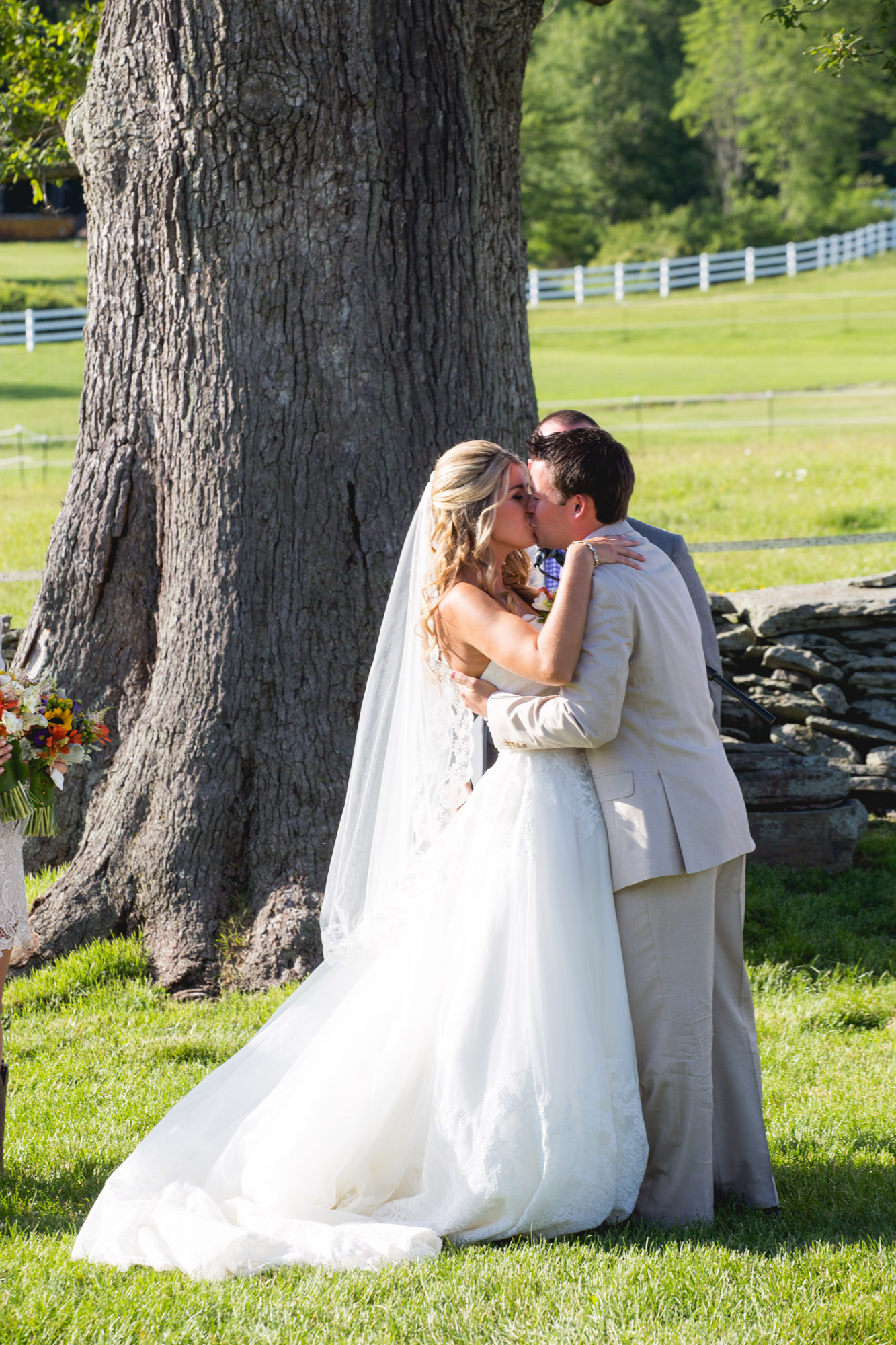 Emily & Craig Friedman Farms Wedding 069