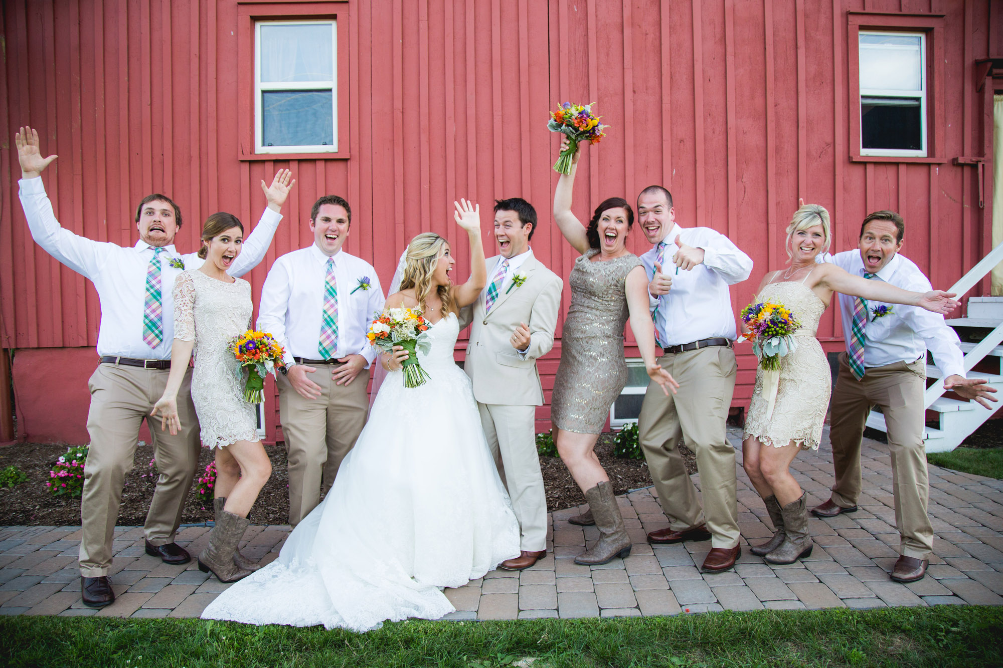 Emily & Craig Friedman Farms Wedding 091