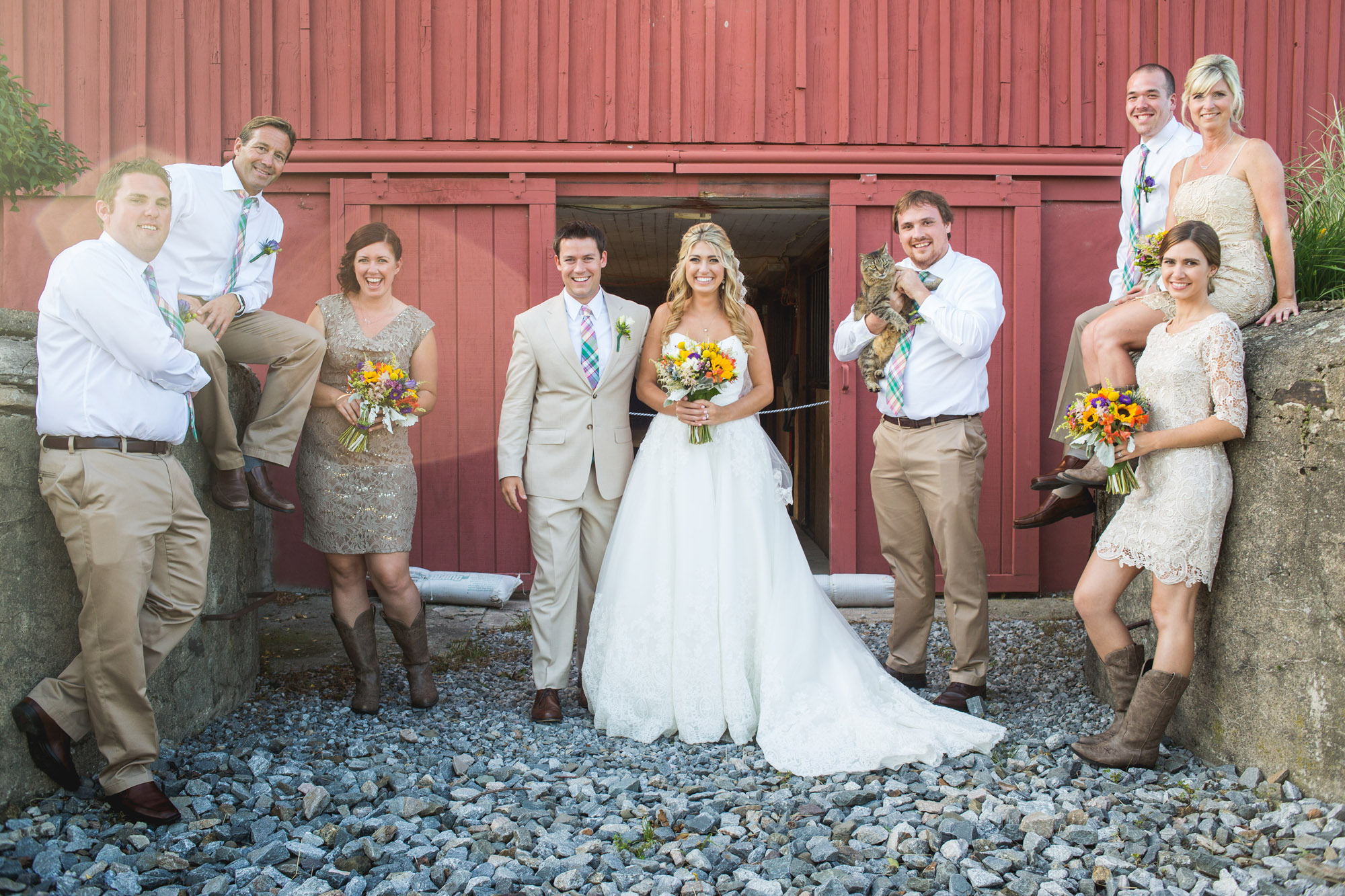 Emily & Craig Friedman Farms Wedding 092