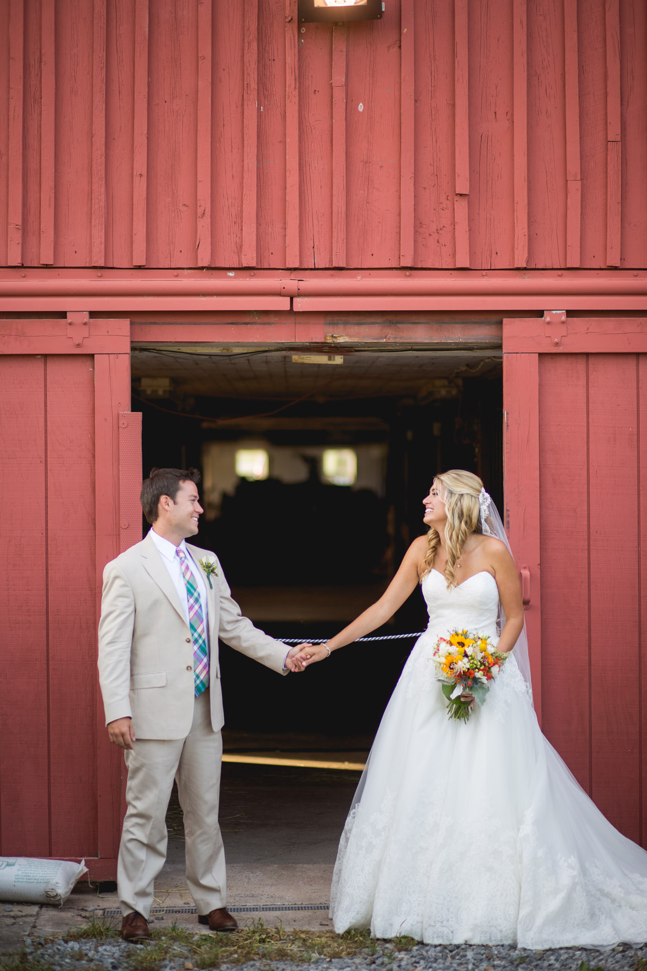 Emily & Craig Friedman Farms Wedding 097