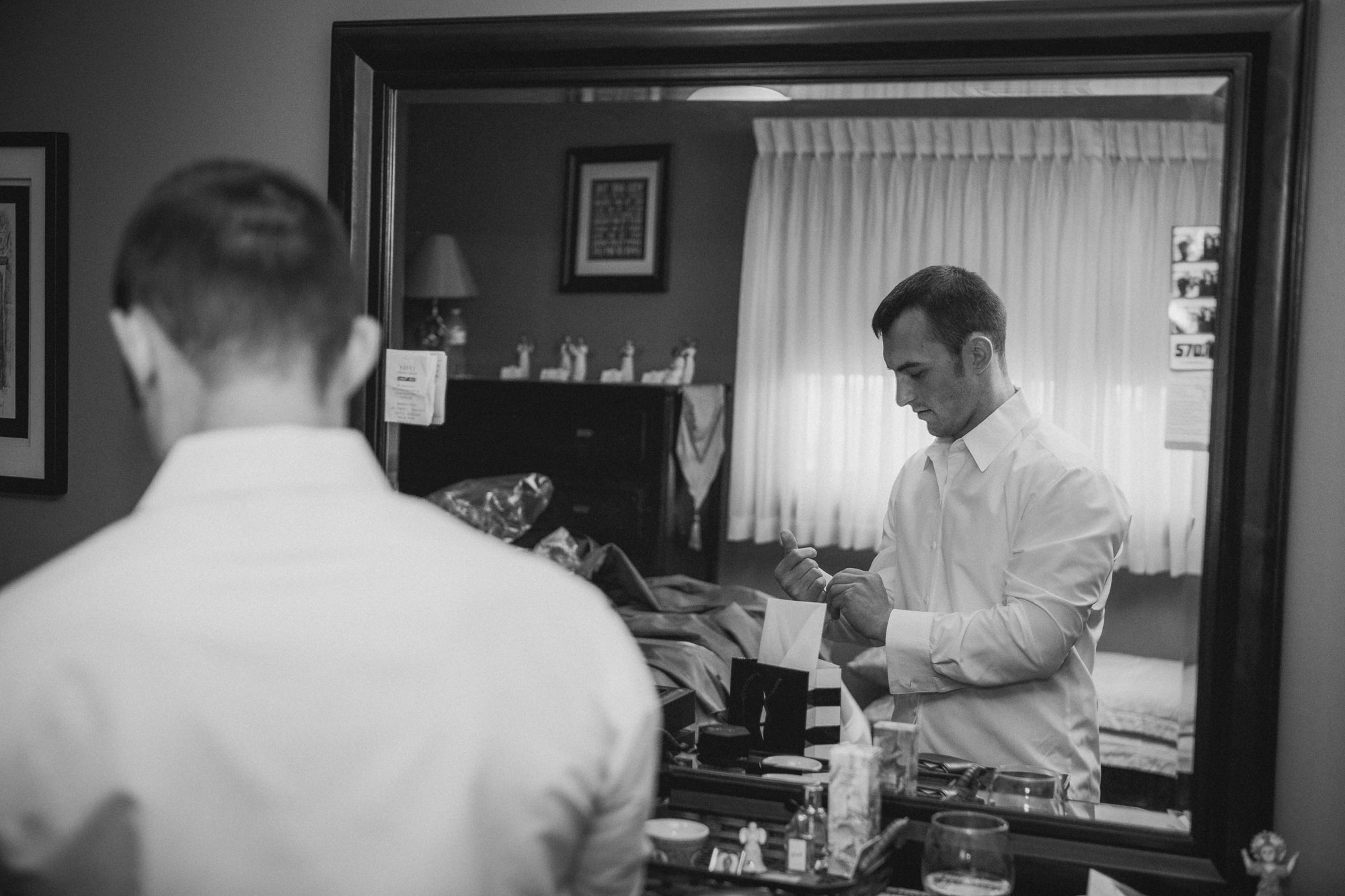 Mike & Danielle's Scranton Wedding Photography 02