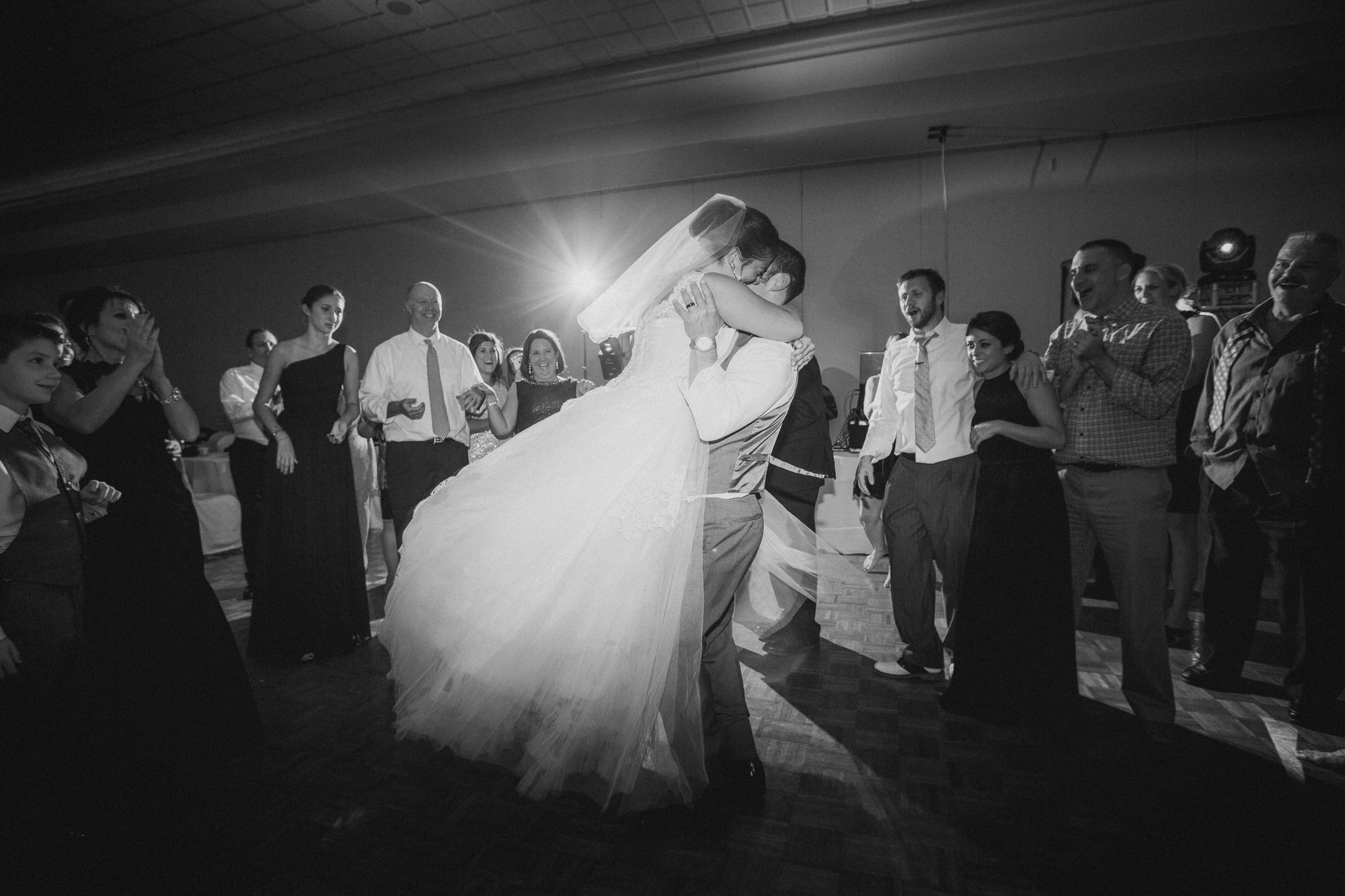 Mike & Danielle's Scranton Wedding Photography 98