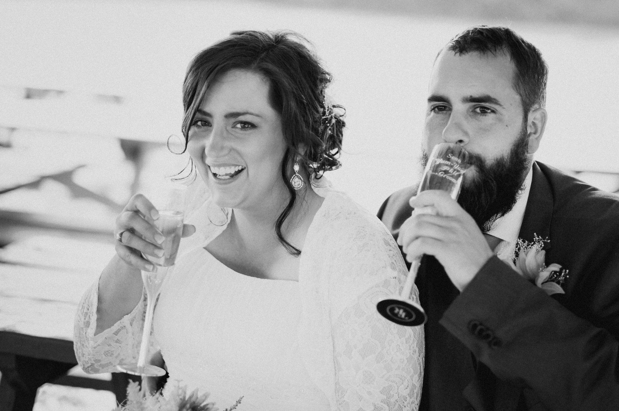 Shawn & Danielle Hot Air Balloon Wedding 14