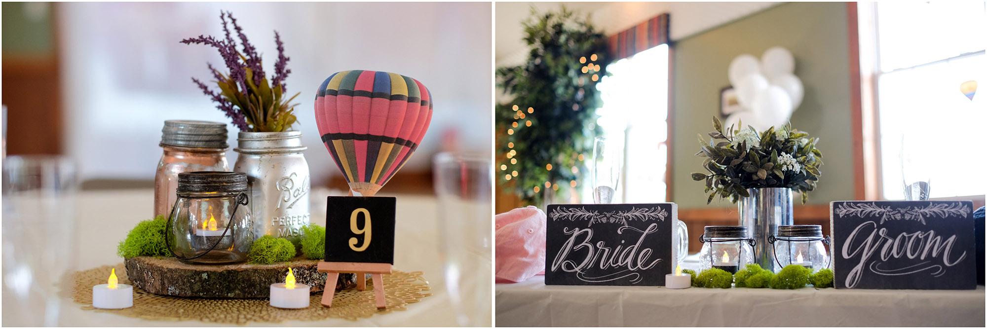 Shawn & Danielle Hot Air Balloon Wedding 40
