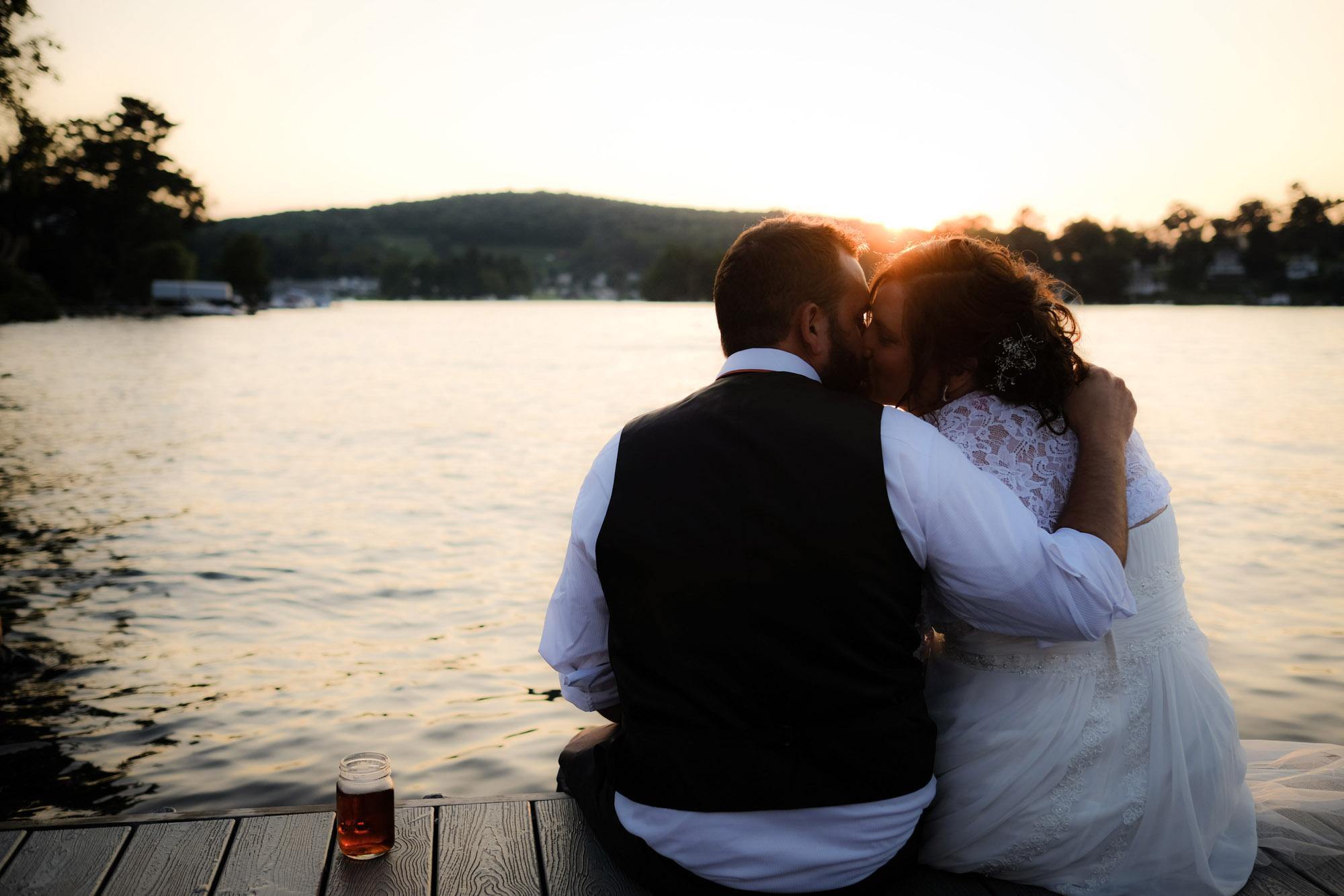 Shawn & Danielle Hot Air Balloon Wedding 59