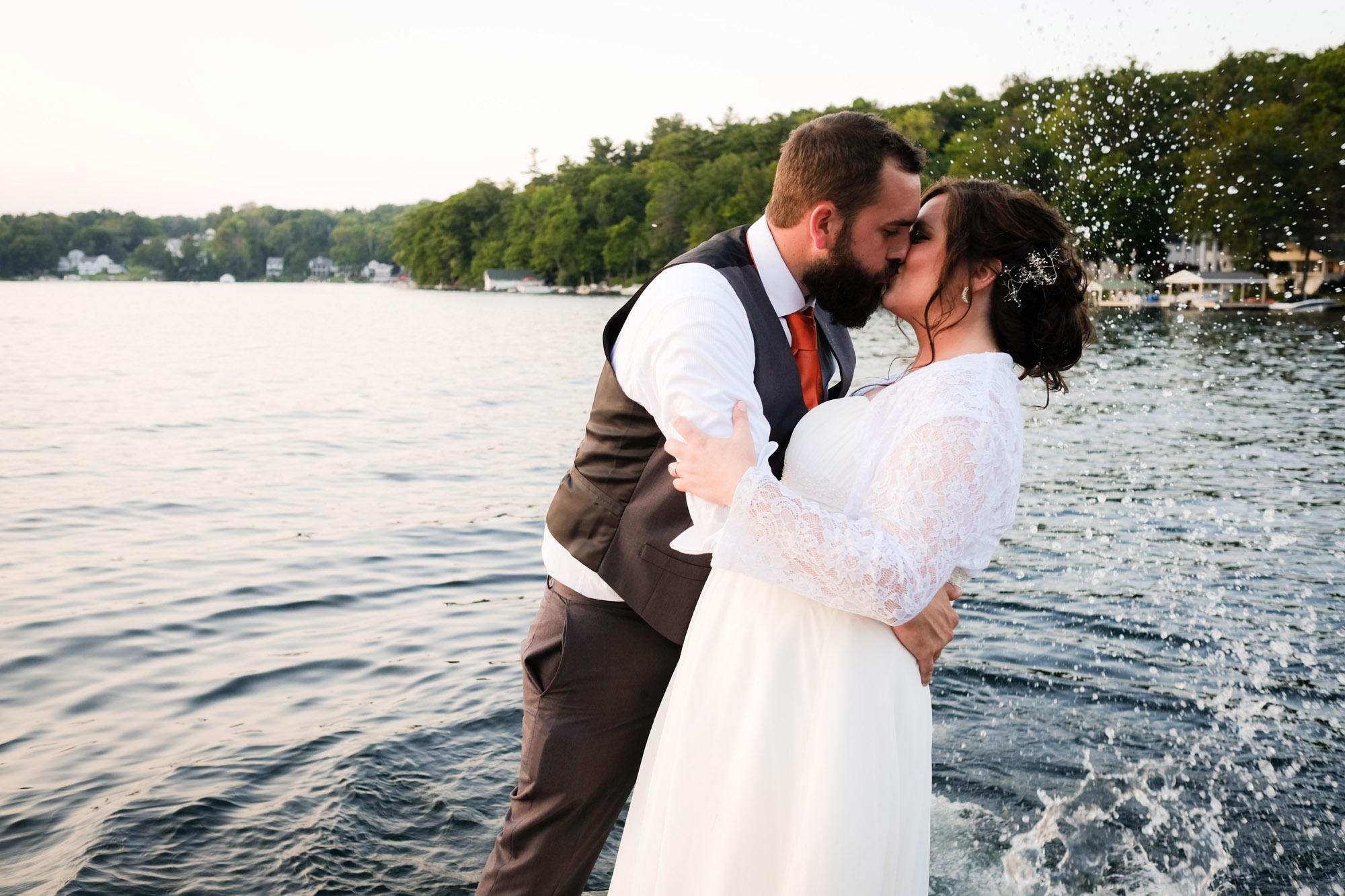 Shawn & Danielle Hot Air Balloon Wedding 61