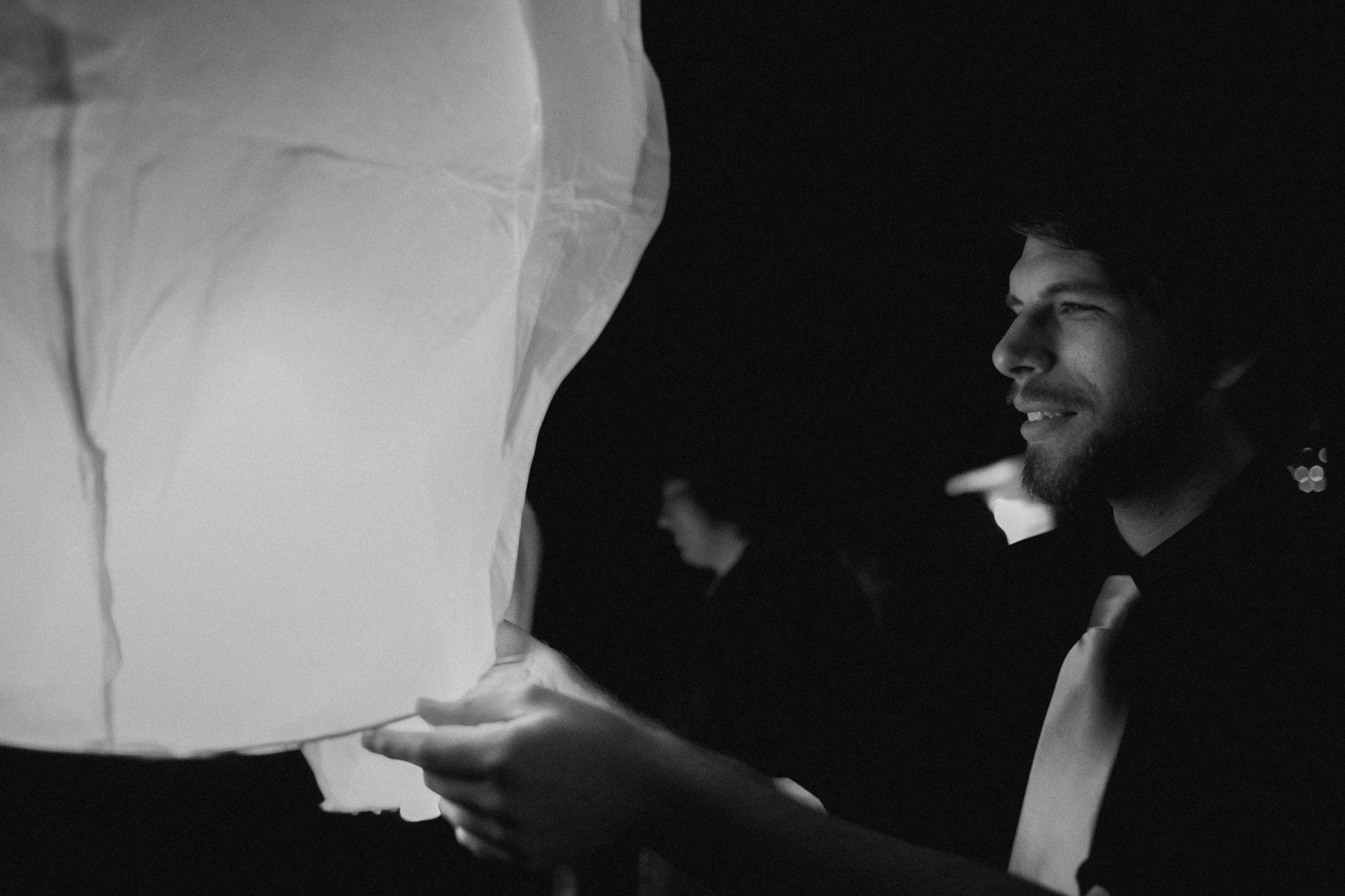 Shawn & Danielle Hot Air Balloon Wedding 76
